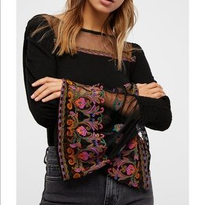 Free People High Tides Top